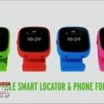 «Έξυπνο» ρολόι για παιδιά