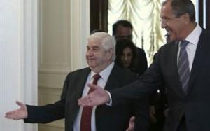 Έκκληση Ρωσίας-Συρίας στις ΗΠΑ