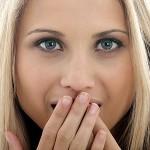 Ένα μικρό τρικ για να αντιμετωπίσετε την κακοσμία του στόματος