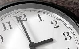 Αλλαγή ώρας την Κυριακή 27-10-2013 (Χειμερινή)