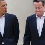 Ανησυχία Κάμερον-Ομπάμα για την Ουκρανία