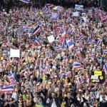Αντικυβερνητικές διαδηλώσεις στην Ταϊλάνδη
