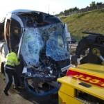 Γερμανία: Εννέα νεκροί σε τροχαίο με πούλμαν