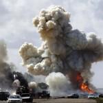 Επίθεση σε γραφεία του Ερυθρού Σταυρού στη Λιβύη