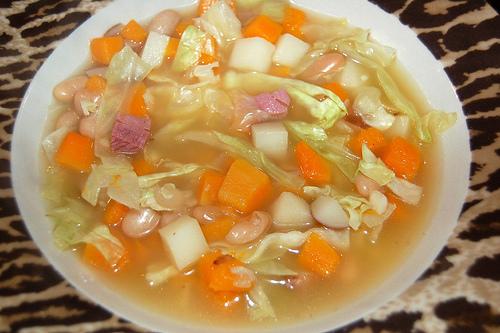 Η δίαιτα της λαχανόσουπας