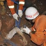 Θάφτηκαν κάτω από τη λάσπη 9 άτομα στην Κίνα