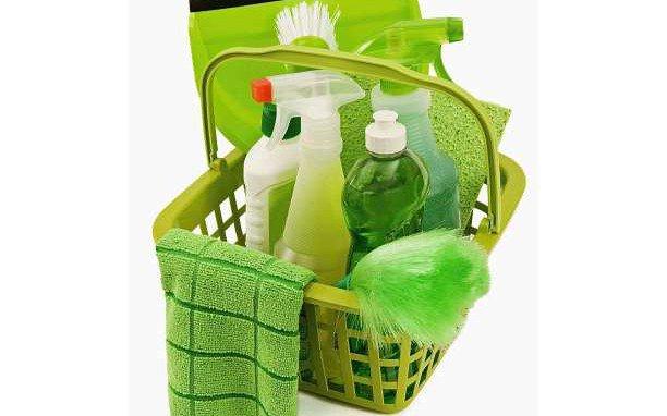 Καθαρίστε το σπίτι με δικά σας φυσικά καθαριστικά!