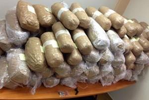 Λαθρεμπορία ναρκωτικών στην Πάτρα
