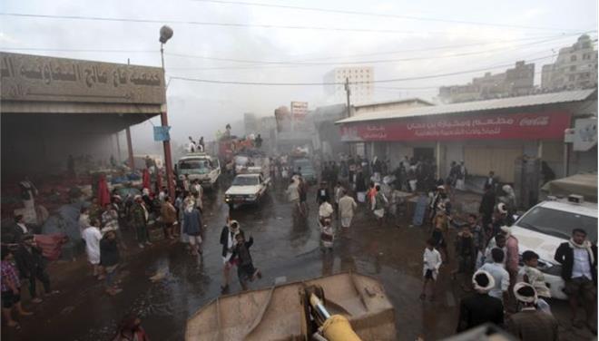 Νεκροί σε αεροπορικές επιδρομές στην Υεμένη