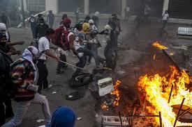 Νεκρός διαδηλωτής στη Βενεζουέλα