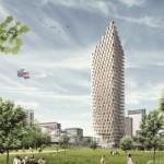 Ουρανοξύστης φτιαγμένος από ξύλο!