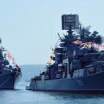 Ρωσικά πλοία έχουν αποκλείσει τα στενά του Κερτς