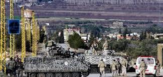 Συγκρούσεις στα σύνορα Συρίας-Λιβάνου