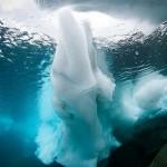 Τα παράξενα παγόβουνα της λίμνης Sassolo!