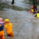 Πλωτή πολιτεία η Βικτώρια της Αυστραλίας μετά τις καταρρακτώδεις βροχές