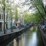 Τα κανάλια του Άμστερνταμ