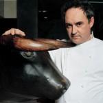 Ο Φεράν Αντριά, σεφ του El Bulli θα πρέπει να συμβιβαστεί με τον τίτλο του Σεφ της Δεκαετίας