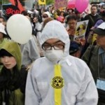 Χιλιάδες Ιάπωνες διαδήλωσαν κατά της πυρηνικής ενέργειας