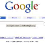 O Παγκόσμιος Ιστός έχει γενέθλια - Δείτε πώς ήταν παλιά κορυφαίες ιστοσελίδες