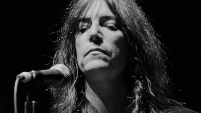 Patti Smith - Changing of the Guards