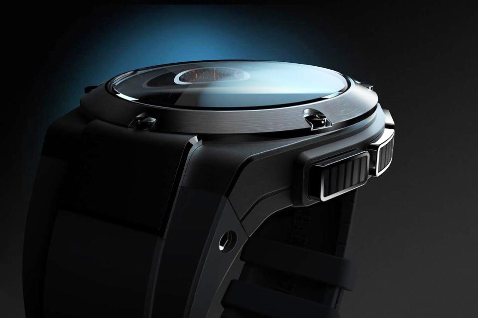 Smartwatch από την Hewlett-Packard