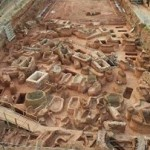 Βρέθηκε μνημείο του 4ου αιώνα κάτω από τη Θεσσαλονίκη