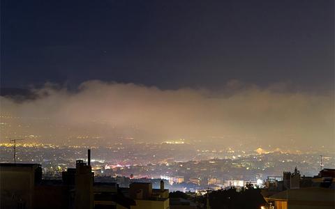 Επικίνδυνη για τη δημόσια υγεία η αιθαλομίχλη