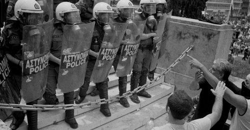 Athens: Social Meltdown
