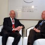 Οι εκλογές θα γίνουν το 2013, τονίζει ο Γ.Παπανδρέου