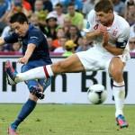 Euro 2012: Αγγλία - Γαλλία 1 - 1 (video)