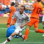 Euro 2012: Ολλανδία - Δανία 0 - 1 (video)