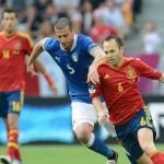 Euro 2012: Ιταλία - Ισπανία 1 - 1 (video)