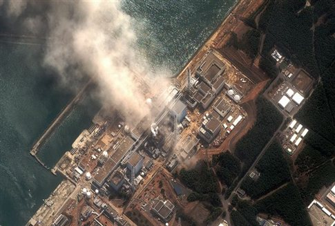 Μεγαλύτερη του Τσερνόμπιλ η συνολική διαρροή ραδιενέργειας από τη Φουκουσίμα