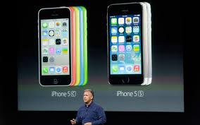 Στις 25 Οκτωβρίου στην Ελλάδα τα iPhone 5S και 5C