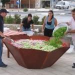Η Ιεράπετρα είναι πια στο βιβλίο ρεκόρ Γκίνες για τη μεγαλύτερη σαλάτα του κόσμου