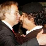 Μυστικές συναντήσεις είχε ο Μπλερ με τον Καντάφι