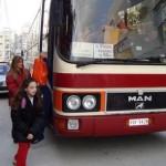 Διακόπτουν επ' αόριστον τη μεταφορά μαθητών οι τουριστικοί πράκτορες στη Θεσσαλονίκη