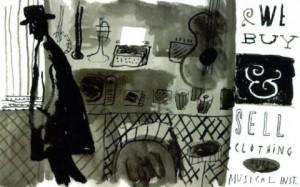 Animation βασισμένο σε ποίημα του Μπουκόφσκι
