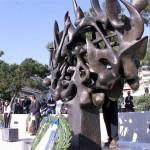 Θεσσαλονίκη: Βεβήλωσαν το μνημείο του Ολοκαυτώματος