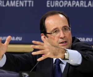 Επαφές Ολάντ με Ευρωπαίους εταίρους