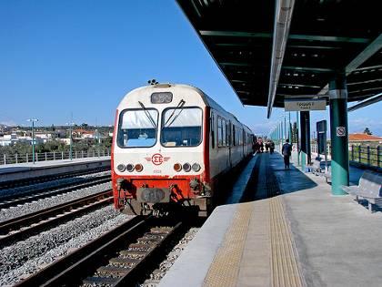 Ακινητοποιημένα τα τρένα το 3ημερο της 25ης Μαρτίου