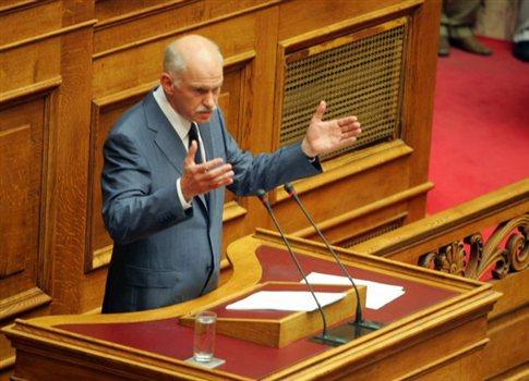 Σήμερα το μεσημέρι η συζήτηση στη Βουλή για την ψήφο εμπιστοσύνης
