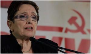 Παπαρήγα: Σε ΠΑΣΟΚ του 2009 μετεξελίσσεται ο ΣΥΡΙΖΑ