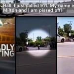 Του έριξαν 46 σφαίρες σε 5 δευτερόλεπτα (video)