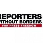 Ρεπόρτερς χωρίς σύνορα - Ελευθερία του τύπου 2010