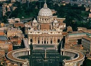 Βατικανό - Άγιος Πέτρος