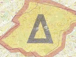 Επιστρέφει στις 3 Σεπτεμβρίου ο δακτύλιος στο κέντρο της Αθήνας