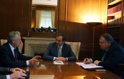 Προς νέα σύσκεψη των κυβερνητικών εταίρων