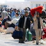 2.000 Σύροι πρόσφυγες πέρασαν στην Τουρκία τις τελευταίες δύο ημέρες