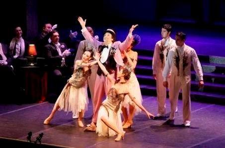 «Το μικρόβιο του έρωτα» στο θέατρο Ολύμπια